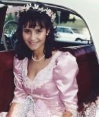 My lovely wife, in 1989.